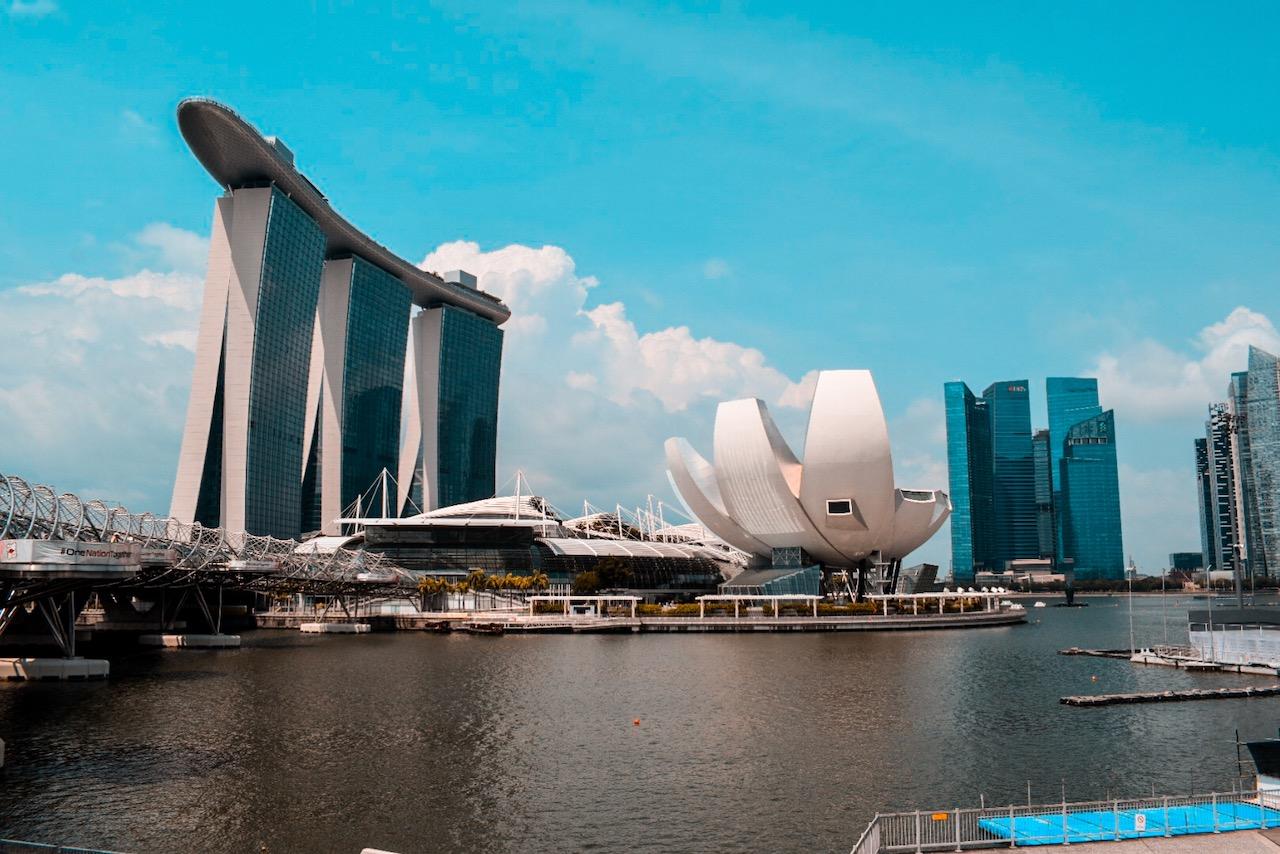 Eerste weken in Singapore!